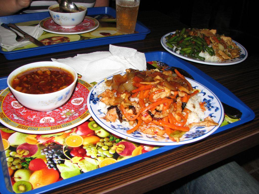 Happy kínai étterem - Váci Gastro blog